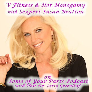 Post image for V Fitness & Hot Monogamy With Dr Betsy Greenleaf